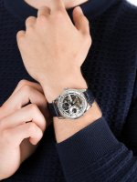 Carl von Zeyten CVZ0063SL/SZAF męski zegarek Freiburg pasek