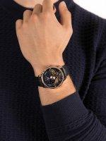 Carl von Zeyten CVZ0064RBL męski zegarek Oberkirch pasek