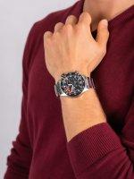 Edifice EFR-558DB-1AVUEF męski zegarek EDIFICE Momentum bransoleta