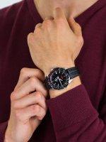 Edifice EFV-120BL-1AVUEF męski zegarek EDIFICE Momentum pasek