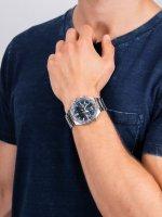 Edifice ECB-10D-2AEF męski zegarek EDIFICE Premium bransoleta