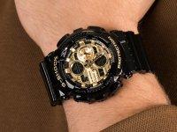 G-Shock GA-140GB-1A1ER zegarek sportowy G-SHOCK Original