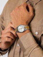 Casio MTP-1302SG-7AVEF męski zegarek Klasyczne bransoleta