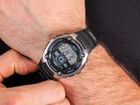 Casio AE-2000W-1AVEF zegarek sportowy Sportowe