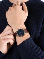 Doxa 215.90.201.02 męski zegarek Challenge pasek