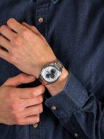 Festina F16876-1 męski zegarek Multifunction bransoleta