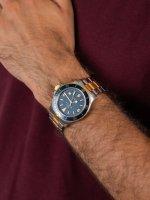 Glycine GL0262 męski zegarek Combat bransoleta