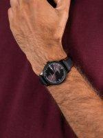 Maserati R8851130001 męski zegarek Eleganza pasek