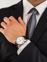 Orient FAB0B003W9 męski zegarek Classic pasek