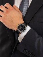 Orient FEV0U003BH męski zegarek Contemporary pasek