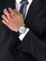 Pierre Ricaud P97219.5233QF męski zegarek Pasek pasek