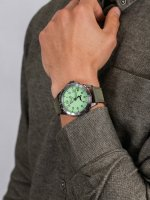 Pierre Ricaud P97232.B223QRO męski zegarek Pasek pasek