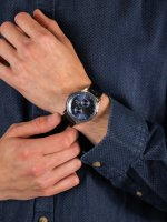Pierre Ricaud P97256.5215QF męski zegarek Pasek pasek