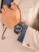 Police PL.15402JSBL-61UMM męski zegarek Bransoleta bransoleta