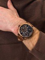 Police PL.15662XSQR-12 męski zegarek Męskie pasek