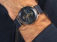 Police PL.15402JSR-03 zegarek klasyczny Pasek