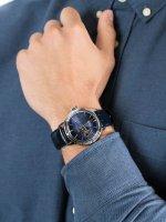 Seiko SSA405J1 męski zegarek Presage pasek