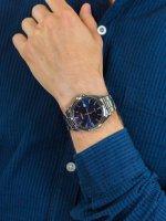 Seiko SUR207P1 męski zegarek Classic bransoleta