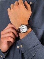 Seiko SPB093J1 męski zegarek Presage pasek