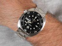 Seiko SRPE03K1 Turtle Divers 200m zegarek sportowy Prospex