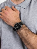 Seiko SRPD55K3 męski zegarek Sports Automat pasek