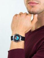 Sturmanskie 2609-3735431 męski zegarek Sputnik pasek