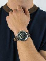Timberland TBL.15376JS-03 męski zegarek Jenness pasek