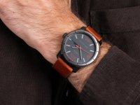 męskiZegarek Timex Easy Reader TW2R64000 pasek - duże 6