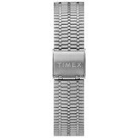 Timex TW2U60900 męski zegarek Q Timex Reissue bransoleta