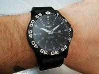 Traser TS-100373 męski zegarek P66 Tactical Mission pasek