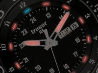 Traser TS-104637 męski zegarek P66 Tactical Mission pasek