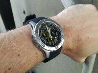 Traser TS-105858 męski zegarek P66 Tactical Mission pasek