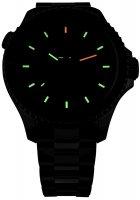 Traser TS-109376 zegarek srebrny sportowy P67 SuperSub bransoleta