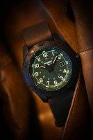 Traser TS-109038 zegarek czarny klasyczny P96 Outdoor Pioneer pasek