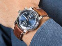 Zeppelin 8644-3 LZ126 Los Angeles Quarz zegarek klasyczny Los Angeles