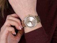 Michael Kors MK3191 zegarek złoty fashion/modowy Darci bransoleta