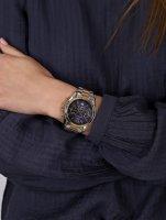 Michael Kors MK5976 zegarek srebrny fashion/modowy Bradshaw bransoleta