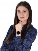Michael Kors MKT5098 zegarek różowy fashion/modowy Access Smartwatch bransoleta