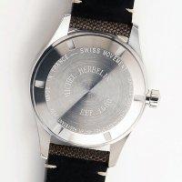 Michel Herbelin 12260/T14MA zegarek srebrny klasyczny Trophy pasek
