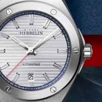 Michel Herbelin 1645/B42 zegarek srebrny klasyczny Cap Camarat bransoleta