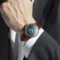 Michel Herbelin 1647/AP16BR zegarek męski Inspiration