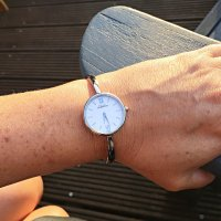 Michel Herbelin 17408/B11 zegarek damski Scandinave