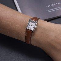 Michel Herbelin 17438/08GO damski zegarek Art Deco pasek