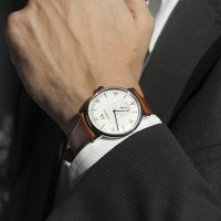 Michel Herbelin 18247/11GO zegarek męski Inspiration