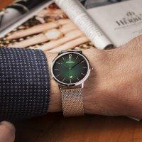 Michel Herbelin 19515/16NB męski zegarek City bransoleta