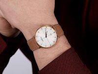 Michel Herbelin 19515/PR12OCR zegarek różowe złoto klasyczny City pasek
