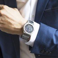 Michel Herbelin 37645/B15 zegarek srebrny klasyczny Cap Camarat bransoleta