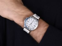 Nautica N-83 NAPABS022 zegarek srebrny klasyczny Nautica N-83 pasek