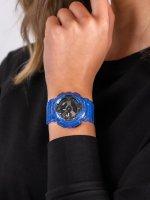 niebieski Zegarek  Baby-G BA-110CR-2AER - duże 5