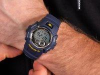 zegarek G-Shock G-2900F-2VER niebieski G-SHOCK Original